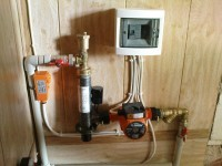 Установка электрическая водогрейная отопительная проточного типа ЭОУ
